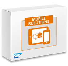 SAP Business Technology Package Mobile Solutions SAP Logo