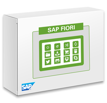 SAP Business Technology Package SAP Fiori SAP Logo