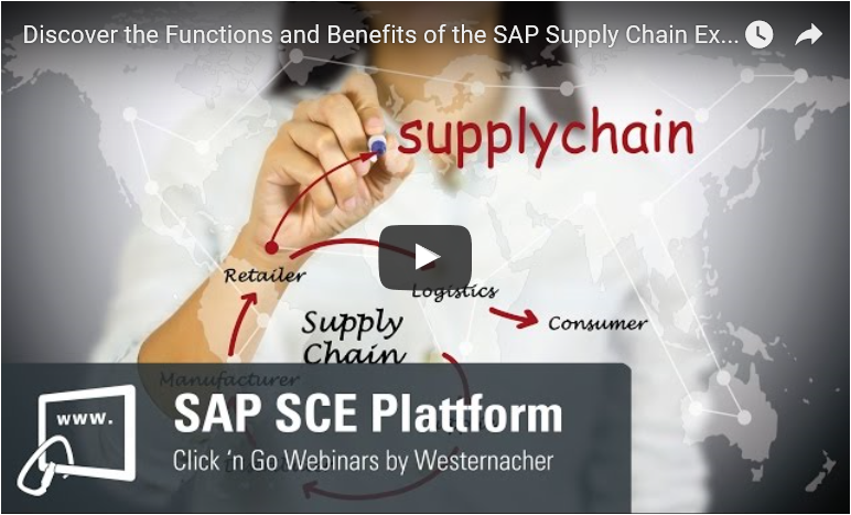Supply Chain Execution Platform
