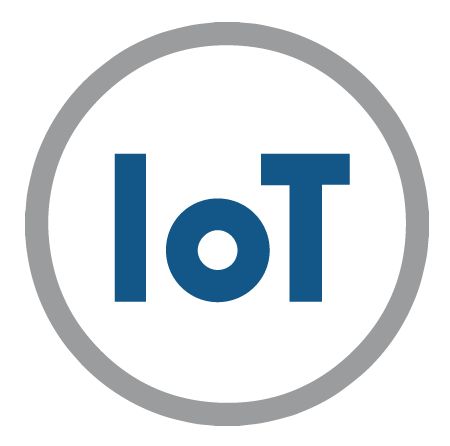 Icon Overview Internet of Things IoT