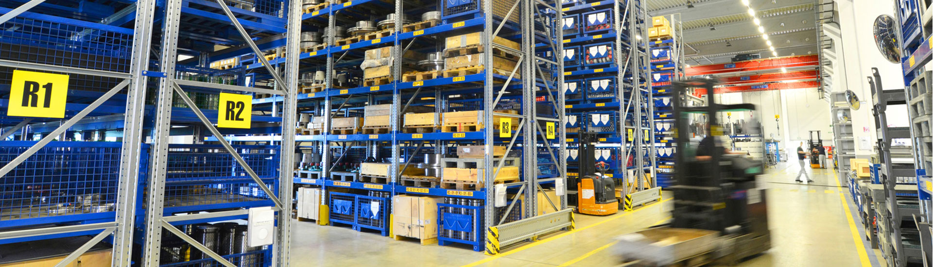 Warehouse Management - Consulting Services | Westernacher Consulting