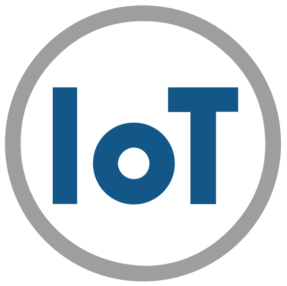Icon Internet of Things (IoT) - Industry 4.0