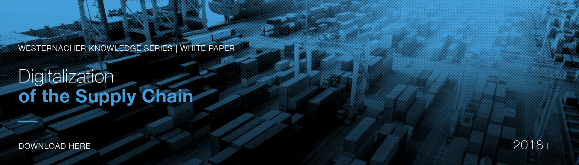 White paper: Digitalization of the Supply Chain | westernacher-consulting.com