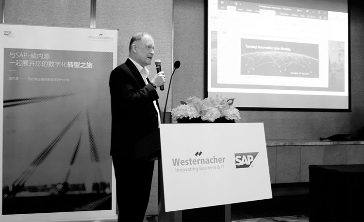 Discover IoT with the digital supply chain experts at Westernacher