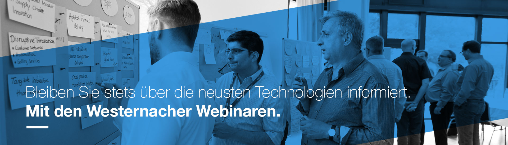 Westernacher Webinare - Watch Now! | Westernacher Consulting