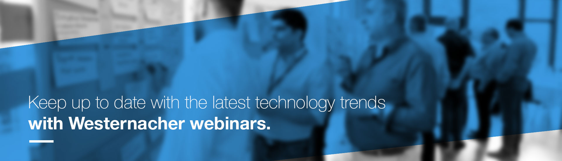 Westernacher Webinars - Watch now! | Westernacher Consulting