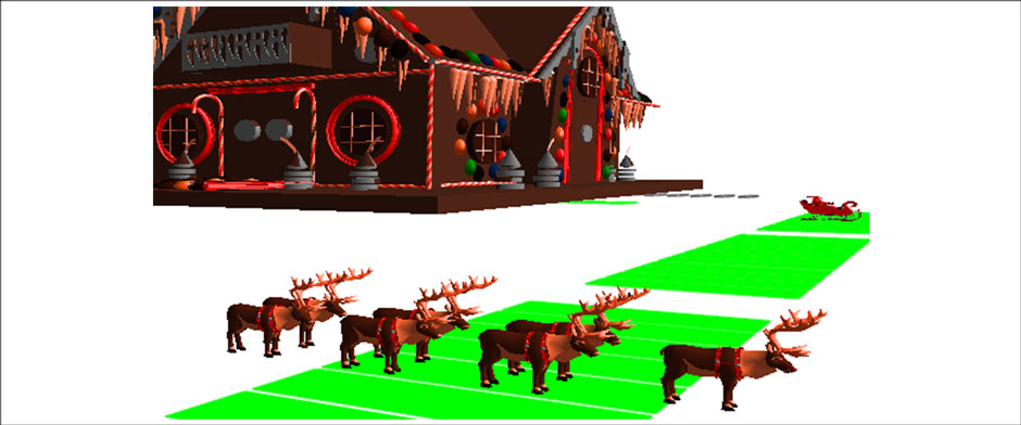 XMAS Yard – How Santa could deliver his presents with SAP YL and SAP TM