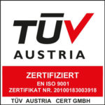 Westernacher Tuev Austria ISO 9001 Verification