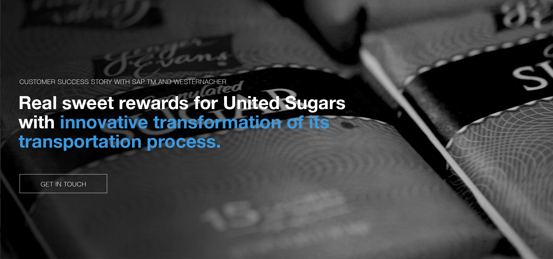 United Sugars Customer Success Story | westernacher-consulting.com